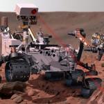 مسبار كيريوسيتي التابع لوكالة ناسا يعثر على مواد عضوية على سطح المريخ وعلى تدفق الميثان في غلافه الجوي