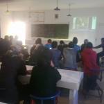 الجمع العام  لتجديد مكتب النادي العلمي 2014 2015