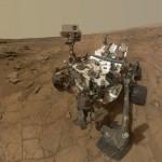 عنصر الأزوت على سطح المريخ