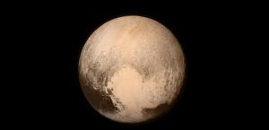 Pluton photographiée par New Horizons le 13 juillet © Nasa