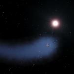 Hubble permet de découvrir un gigantesque nuage de gaz s'échappant d'une exoplanète