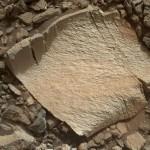 المسبار «كيورسيتي»  يعثر على صخرة على سطح المريخ تحتوي على نسبة عالية من السيليكا