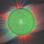 Pourquoi l'atmosphère du Soleil est-elle beaucoup plus chaude que sa surface ?