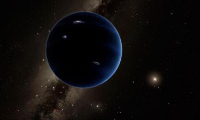 planète X Caltech