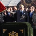 جلالة الملك محمد السادس يدشن » نور1 » أضخم محطة لتوليد الكهرباء بالطاقة الشمسية  في العالم