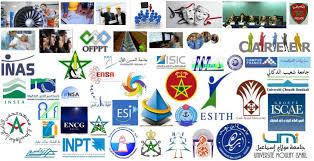 المدارس العليا التي شملها قرار وزارة التعليم العالي القاضي بإلغاء مباريات الولوج للموسم الدراسي 2016 / 2017   chtoukaphysique