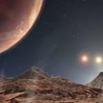 اكتشاف كوكب فريد من نوعه بثلاث شموس