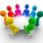 محضر اجتماع مشترك لتسوية ملف الاساتذة المتدربين