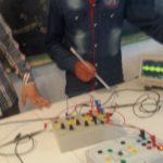 تجارب الفيزياء السنة الثانية  بكالوريا : مكون الكهرباء ، من انجاز تلاميذ 2 علوم رياضية