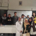 في اطار مشروع''الفيزياء للجميع'' تلاميذ ثانوية ايت باها يواصلون إنجاز جميع تجارب الفيزياء والكيمياء