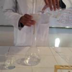 طريقة 2: تحضير محلول من برمنغنات البوتاسيوم ذي تركيز معين عن طريق الذوبان