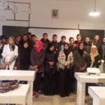 الثانوية التاهيلية ايت باها : تجديد مكتب النادي العلمي للموسم الدراسي 2016 2017
