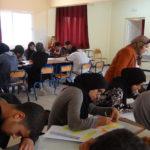 نادي الصحة والبيئة :ورشات الاستعداد النفسي للامتحانات لفائدة التلاميذ بالثانوية ايت باها