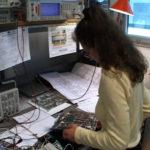 Matériel pour l'enseignement d'électricité – électronique