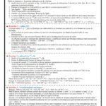 série 4 : Décroissance radioactive ; noyaux, masse et énergie