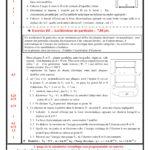 Contrôle N°1 semestre 2 , niveau : 1 BAC , filière SM