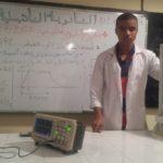 Club scientifique Lycée AIT BAHA : Charge et décharge d'un condensateur ( Expérience )