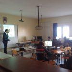حصيلة انشطة النادي العلمي للثانوية التاهيلية ايت باها للموسم الدراسي  2017 – 2018