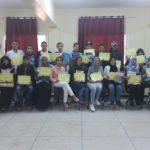 بعد سلسلة من الأنشطة الهادفة «نادي الصحة والبيئة» يحتفي بأعضائه بالثانوية التاهيلية ابت باها