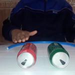 Exp N°4 : Effet Venturi-Bernoulli.