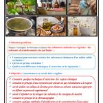 Chapitre 2 : Extraction , séparation et identification des espèces chimiques , Cours , Activités, Exercices d'application , TCS BIOF , Pr JENKAL RACHID