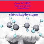 Cours , TC  BIOF  , Physique Chimie , en PowerPoint