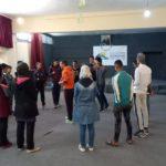 جمعية » إدورار» تنظم ورشة في المسرح بأيت باها