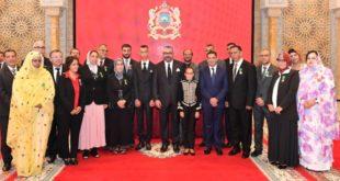 وزارة التربية الوطنية تعلن فتح باب الترشيح لنيل وسام ملكي بمناسبة حلول عيد العرش المجيد لسنة 2019