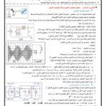 سلسلة شاملة رقم 1 الدورة 2 ، الجزء الثاني من الكهرباء ، التفاعلات الحمضية القاعدية ، علوم رياضية وعلوم فيزيائية  2019_ 2018