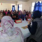 الكاتبة المبدعة «خديجة الكجضي» في ضيافة نادي القراءة بالثانوية الاعدادية الفرابي