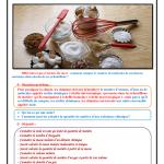 Chapitre 7 , La mole – Quantité de matière , Activités , Exercices d'application  , TCS BIOF