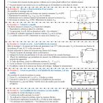 Série 9 : Tension électrique  , TCS BIOF