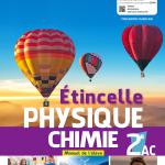 Étincelle Physique Chimie , 2ème année collège , manuel de l'élève ,