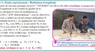 جميع الدروس مادة الفيزياء زالكيمياء للسنة 2 بكالوريا ، مسلك دولي ، خيار فرنسية ، مرتبة بشكل جيد حسب عنوان الدرس والاستاذ