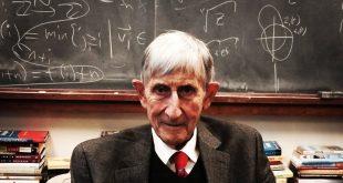 رحيل احد أعظم علماء الرياضيات والفيزياء في عصرنا الحالي فريمان دايسون عن عمر ناهز 96 سنة