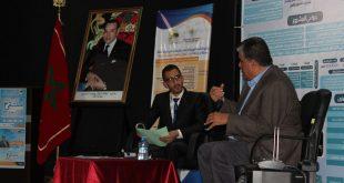ماستر كلاس : رئيس جامعة ابن زهر الدكتور عمر حلي في ملتقى التوجيه الجامعي والمهني بايت باها