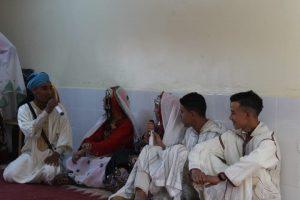 منتدى الكتاب و القراءة يربح الرهان و يواصل احتفاله بالتقويم الأمازيغي في دورته السادسة بثانوية أيت باها التأهيلية .