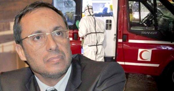 إصابة وزير التجهيز والنقل واللوجستيك والماء