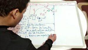 Ch 14  : Mouvement d'une particule chargée dans un champ magnétique uniforme ( Vidéo ) : 2BAC BIOF , étude théorique / Exercice , Pr JENKAL RACHID