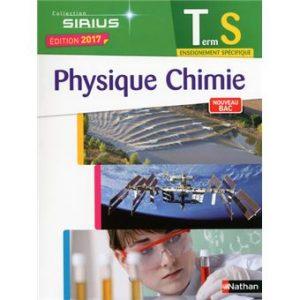 مجموعة من الكتب الفرنسية الخاصة بمادة الفيزياء والكيمياء للتعليم الثانوي الثأهيلي