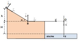 امتحان تجريبي في مادة الفيزياء والكيمياء 2020 ، نموذج 4 ،مع التصحيح الكامل ،مسلك العلوم الفيزيئية ،خيار فرنسية