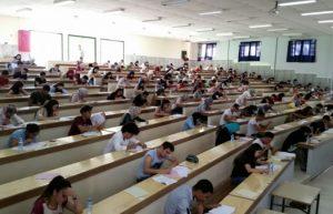 épreuves des concours d'accès à la Faculté de médecine et de pharmacie FMP, chtoukaphysique