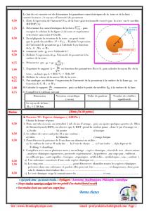 Devoir Surveillé N° 1 Semestre 1 : TCS OF - Modèle 1 , 2020 / 2021 - Pr JENKAL RACHID,