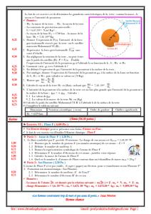 Devoir Surveillé N° 3 Semestre 1 : TCS OF - Modèle 2 , 2020 / 2021 - Pr JENKAL RACHID