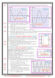 Devoir Surveillé N° 2 semestre II : RLC + Dosage 2BAC BIOF ,PC - SM et SVT , 2020-2021 , Pr JENKAL RACHID