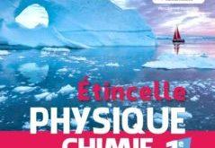 Étincelle Physique Chimie , 1ère année collège , manuel de l'élève, chtoukaphysique