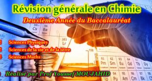 évision et consolidation des acquis - chimie , 2BAC BIOF , Modèle 2