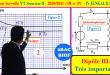 ♦ 2BAC BIOF - SM, PC : Correction du Devoir surveillé N°1S2 : Exercice 2 : Dipôle RL ( Exercice très important) , électricité - Pr JENKAL RACHID
